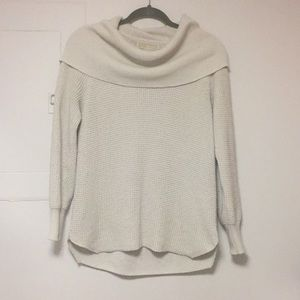 Michael Kors cowl neck sweater
